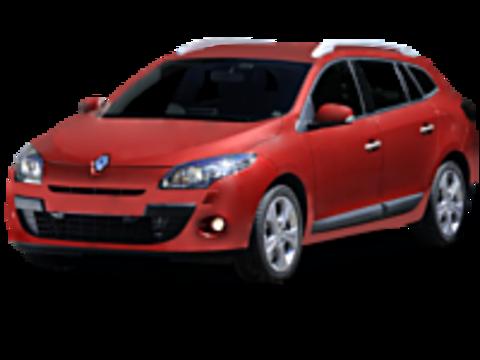 Багажники на Renault Megane III 2009-2019 универсал