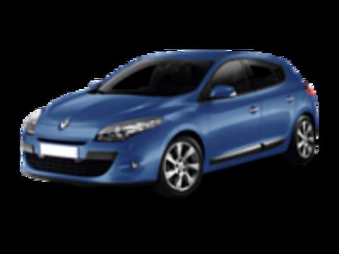 Багажники на Renault Megane III 2009-2019 хэтчбек