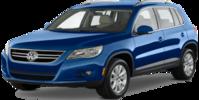 Volkswagen Tiguan 2008-2016