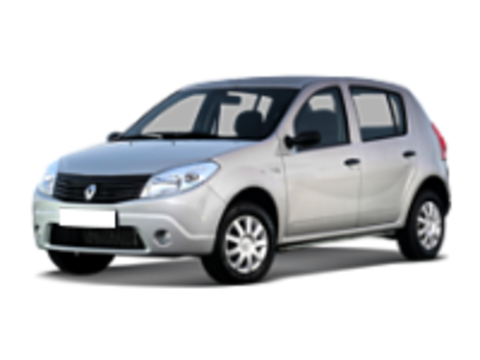 Багажники на Renault Sandero I 2008-2013