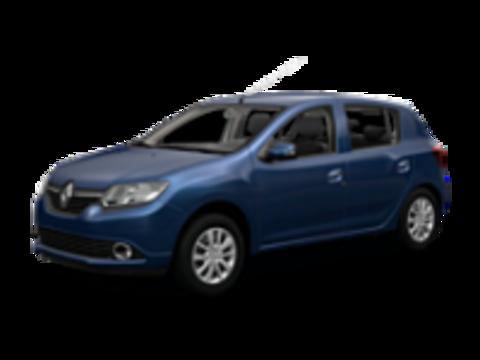Багажники на Renault Sandero II 2013-2019