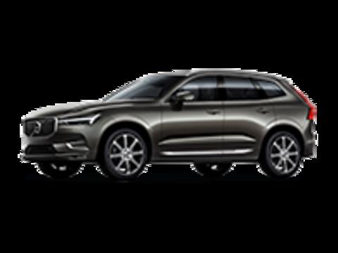 Багажник на Volvo XC 60 2017-2020 низкие рейлинги