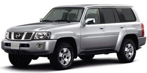 Nissan Patrol 2004-2009 Y61