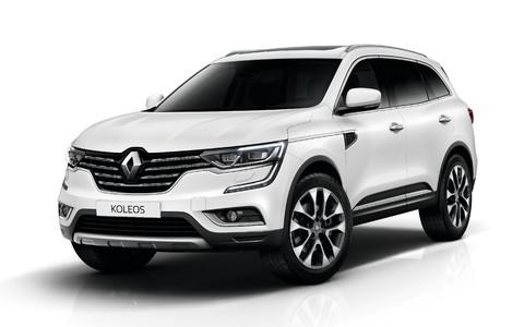 Рено Колеос / Renault Koleos