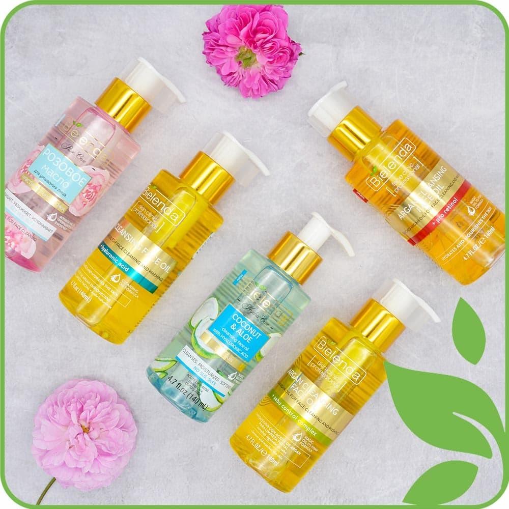 Гидрофильное масло для лица Bielenda