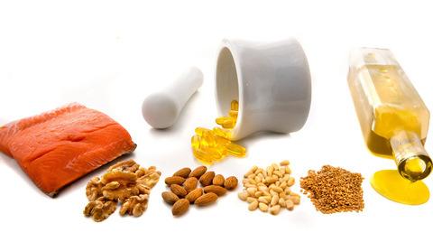 Рыбий жир (Omega 3)