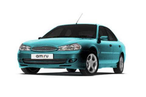 Багажники на Ford Mondeo I, II 1993-2001 на штатные места