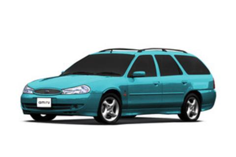 Багажники на Ford Mondeo I, II 1993-2001 на рейлинги