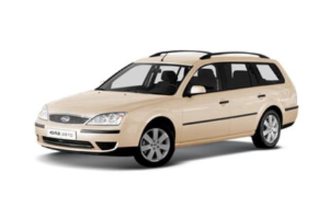 Багажники на Ford Mondeo III 2001-2007 универсал