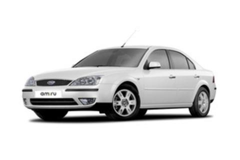 Багажники на Ford Mondeo III 2001-2007 седан, хэтчбек