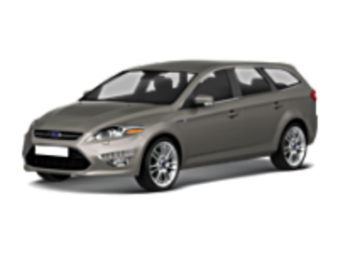 Багажники на Ford Mondeo IV 2007-2015 универсал