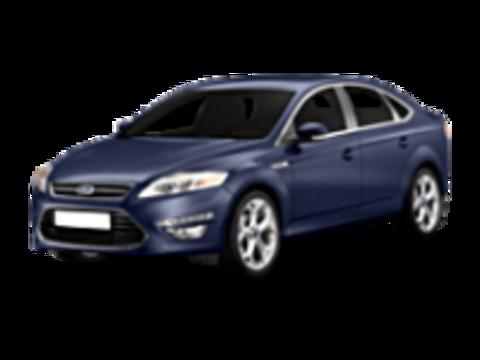 Багажники на Ford Mondeo IV 2007-2015 седан, хэтчбек
