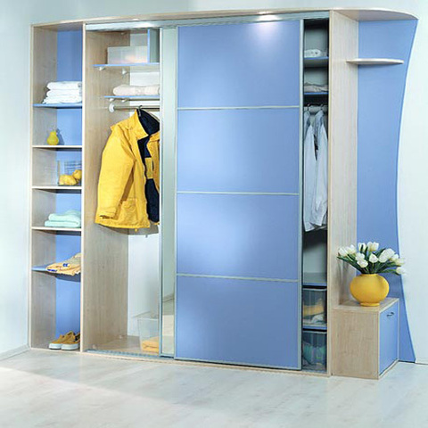 Шкафы и стеллажи