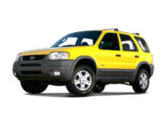 Чехлы на Ford Escape