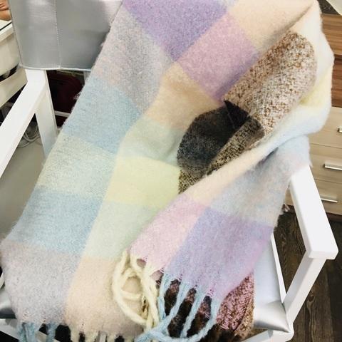 Шерстяные шарфы