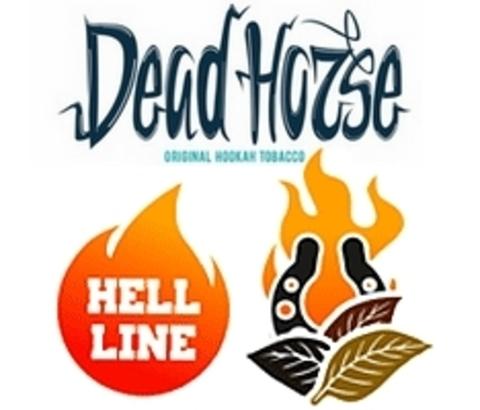 Табак Dead Horse | Hell Line