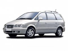 Чехлы на Hyundai Trajet