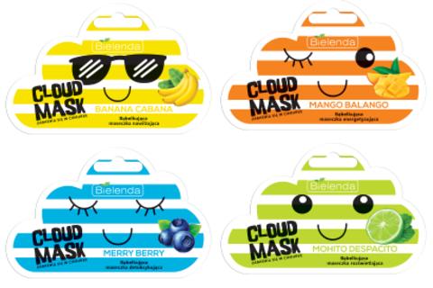 CLOUD MASK  (Кислородные маскии)