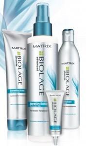 Matrix Biolage Keratindose для сильно поврежденных волос