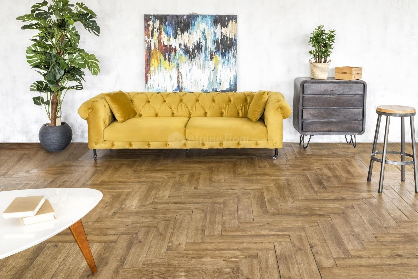 Alpine Floor Expressive Parquet