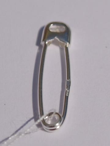 Серебряные булавки