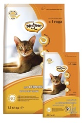 Мнямс  - 15% для кошек и котят