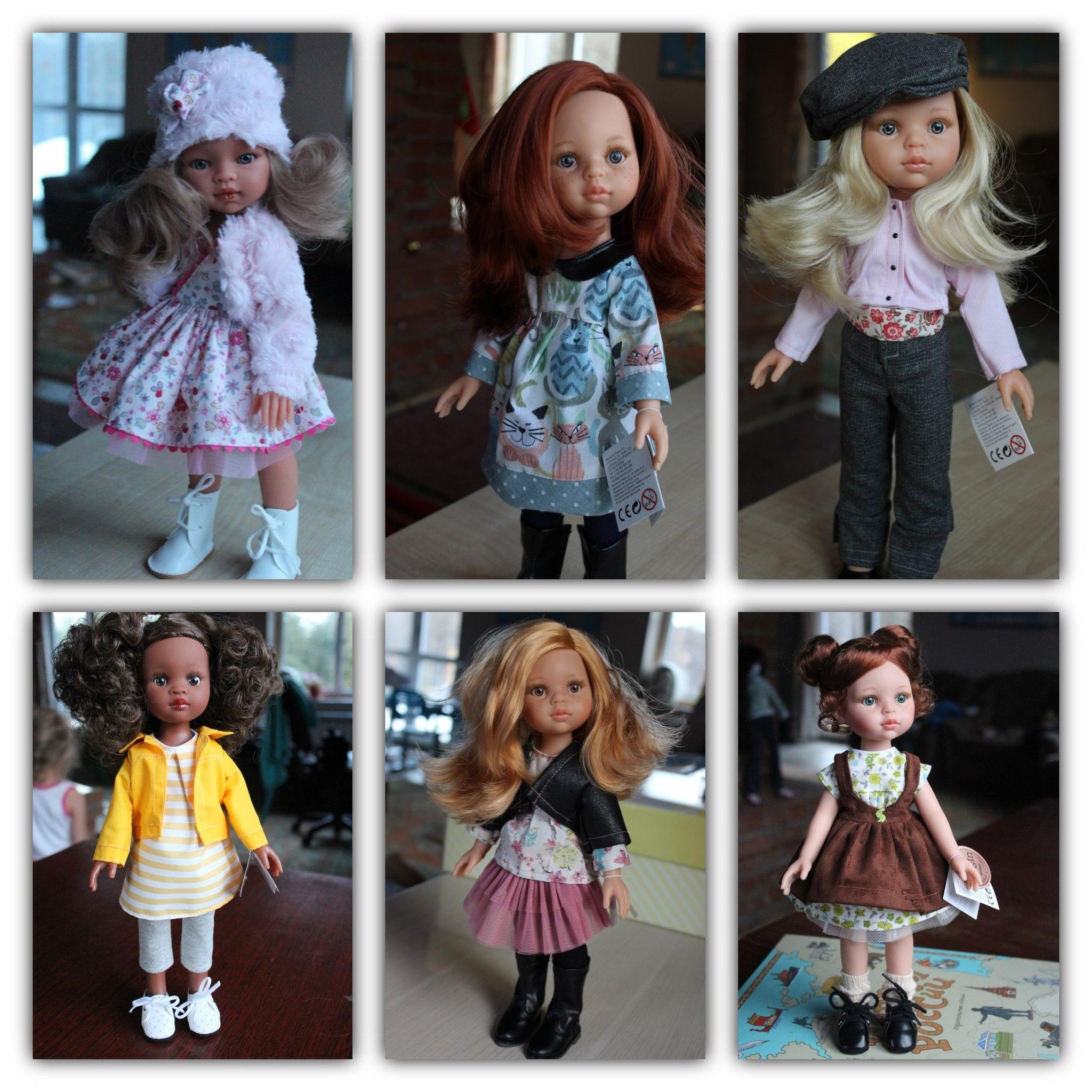 Одежда для кукол 32-35 см