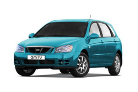Багажники на Kia Cerato I 2004-2009 хэтчбек