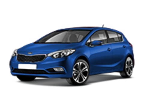 Багажники на Kia Cerato III 2013-2019 хэтчбек
