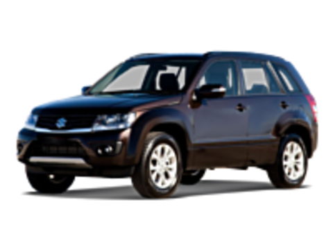 Пороги на Suzuki Grand Vitara 2006-2018