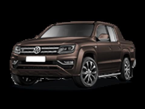 Пороги на Volkswagen Amarok 2010-...