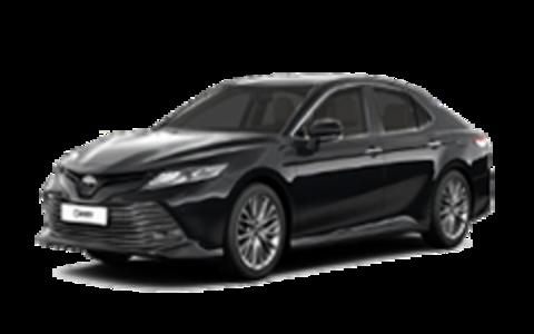 Багажники на Toyota Camry VIII 2017-2019