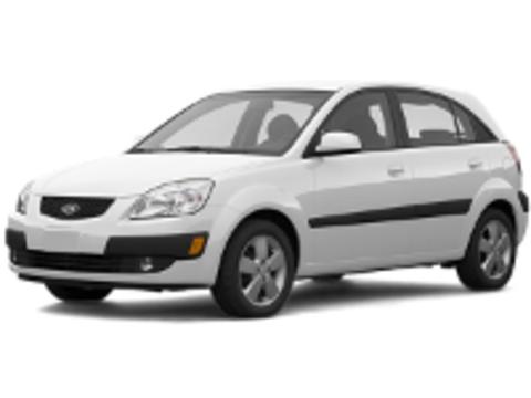 Багажники на Kia Rio II 2005-2011 хэтчбек