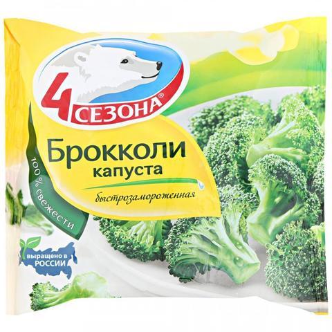 Замороженная продукция