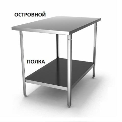 ОСТРОВНОЙ + ПОЛКА