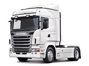 Автохолодильники для Scania