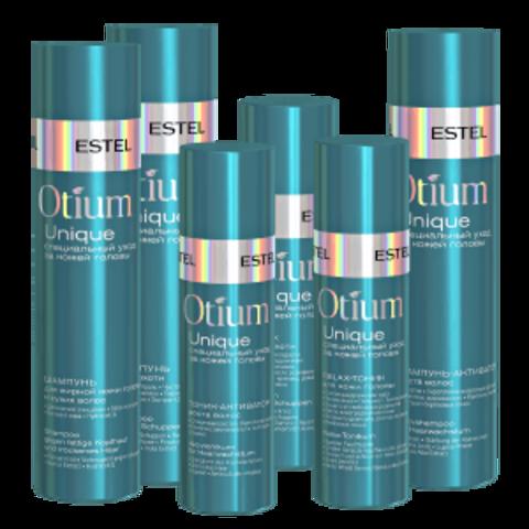 UNIQUE | Для кожи головы, роста и укрепления волос