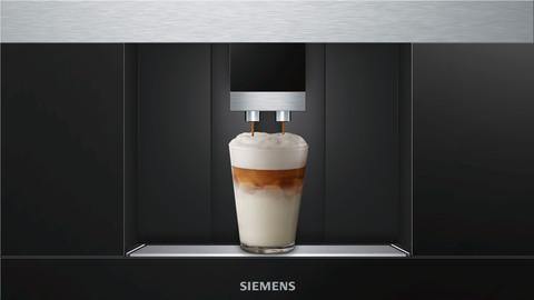 Встраиваемые кофемашины SIEMENS