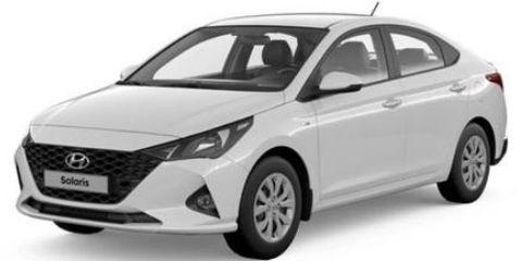 Hyundai Solaris II 2020+