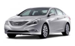 Чехлы на Hyundai Sonata