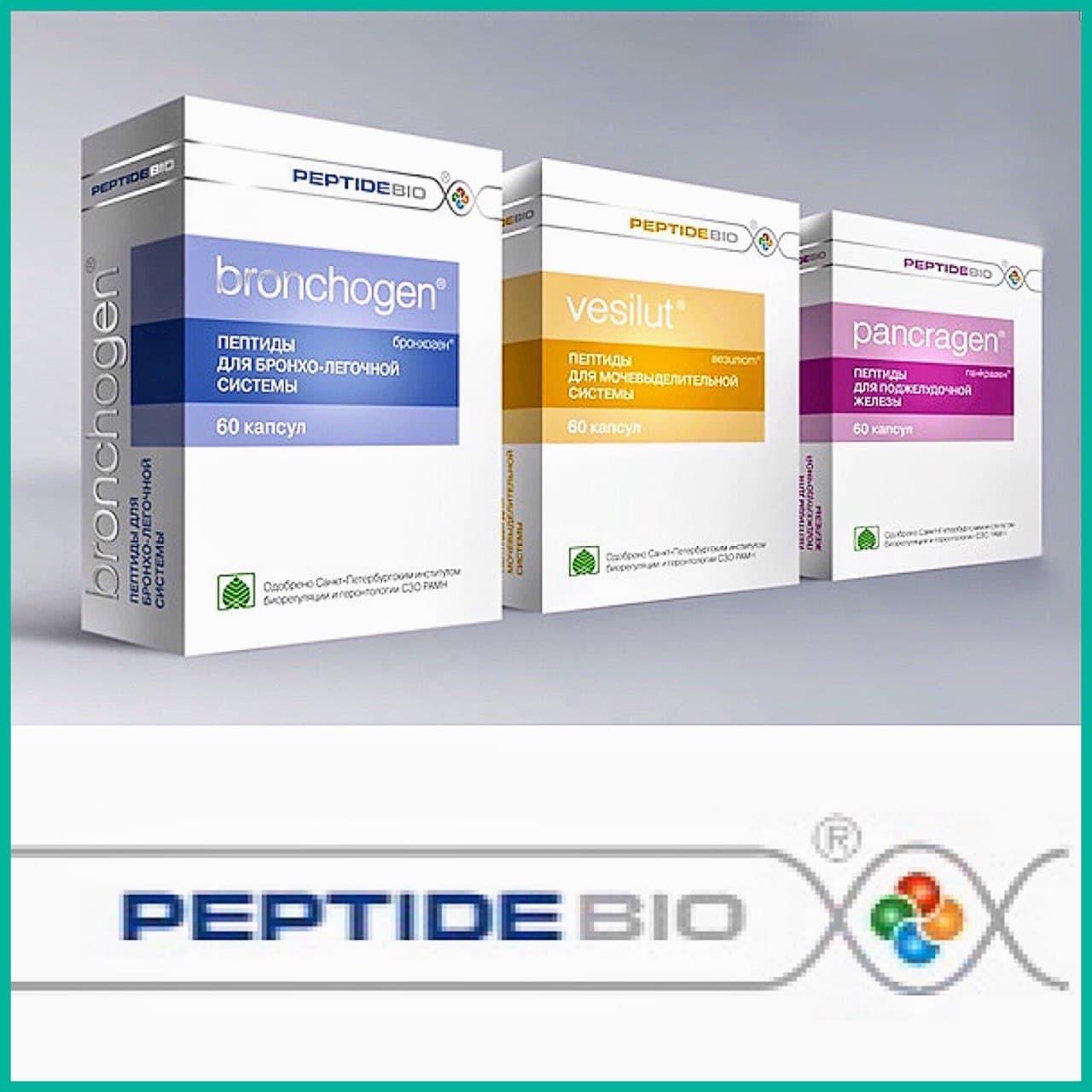 Пептиды Peptide Bio