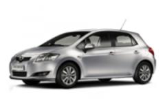 Чехлы на Toyota Auris