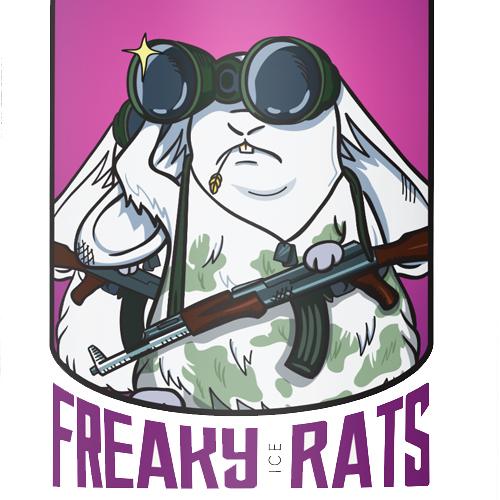 Freaky rats Salt