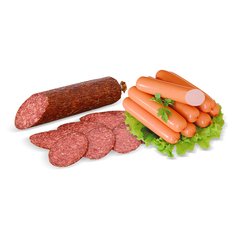 М'ясо, Риба, Ковбаси