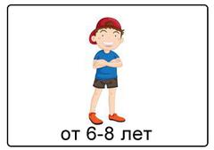 Детские наручные часы от 6-8 лет