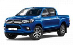 Чехлы на Toyota Hilux