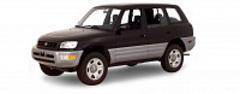 Чехлы на Toyota Rav