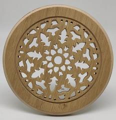 Peresvet Декоративные деревянные решетки на магнитах