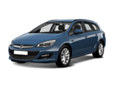 Багажники на Opel Astra J 2009-2015 Sports Tourer