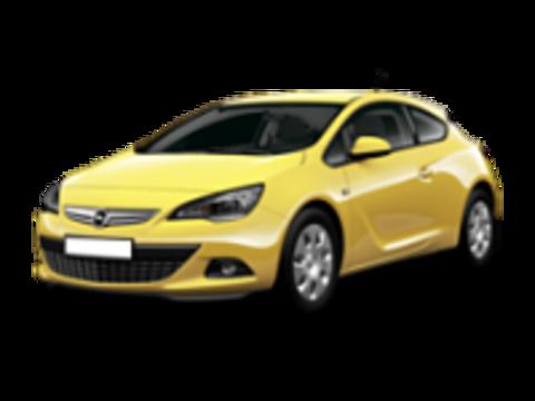 Багажники на Opel Astra J 2009-2015 GTC